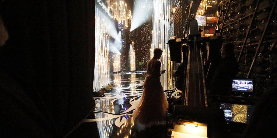 Oscars Behind the Scenes