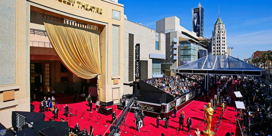 Working the Red Carpet